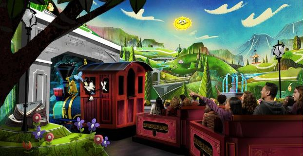mickey minnie railway.JPG