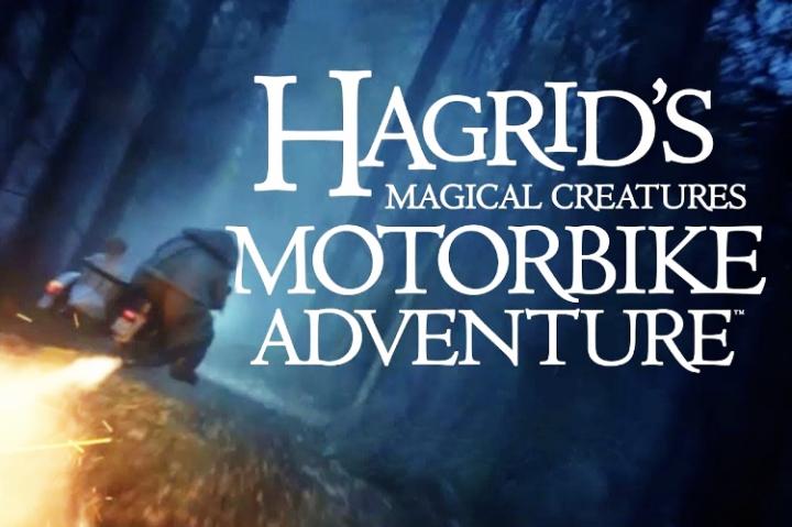 Image result for hagrid's motorbike adventure