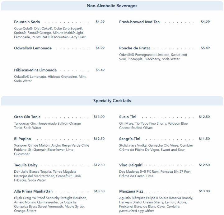 toledo menu 4